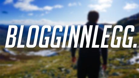 Blogginnlegg