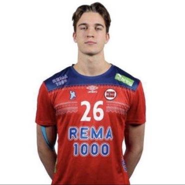 Jonas Myreng Elverhøy - Elverum A-lagsspiller på utlån til Sandefjord