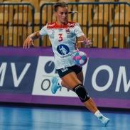 Camilla Hennig-Olsen - LK02/03 og Randesund Håndball Damer