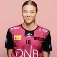 Kristine Thomassen - LK00 og Vipers-spiller på utlån til Randesund Håndball Damer