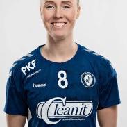 Hanne Andve - Våg -> Vipers -> Molde -> Oppsal -> Randesund Håndball Damer